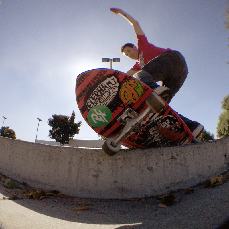 kid feeble